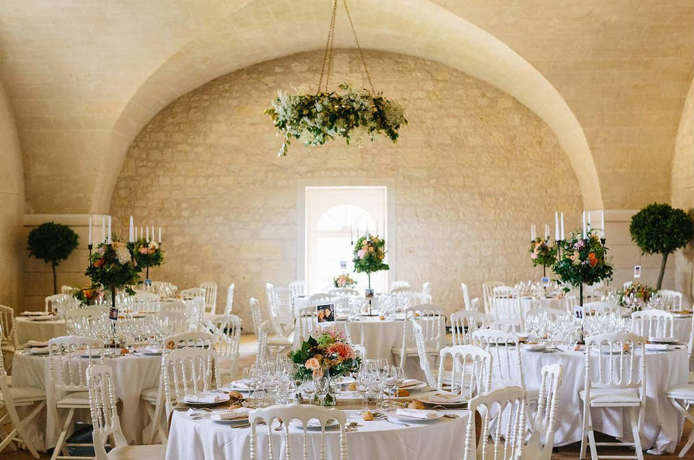 Wedding Castle Loire Valley France