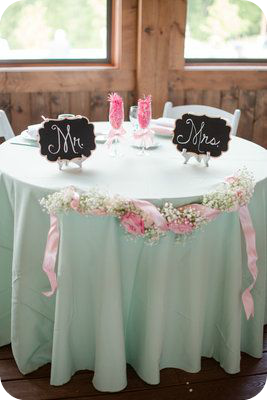Table des mariés en duo - Alexa Réception - wedding planner 37